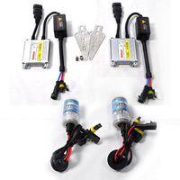 HID Xenon Kit HID Xenon Ballast Bulbs Slim Car Kit 12V 35W 880-8000K DC [C458]