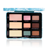 2014 Top New Summer eyes Make up 9 Colors Sexy Eyeshadow Collection Eye Shadow Palette Pigment Makeup