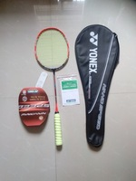 Fast delivery 1 piece Yonex nano z-speed raquete yy badminton racket  the fastest  racquet on Earth NR-ZSP with T joint