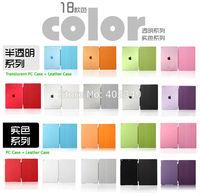 Original Smart Leather + PC Case for Tablet PC, Laptop. 10PCS / Lot, Free shipping!