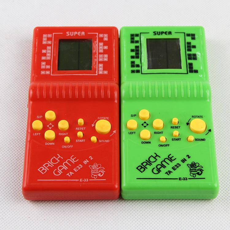 Tetris Handheld Electronic Game Kids Tetris Handheld Game