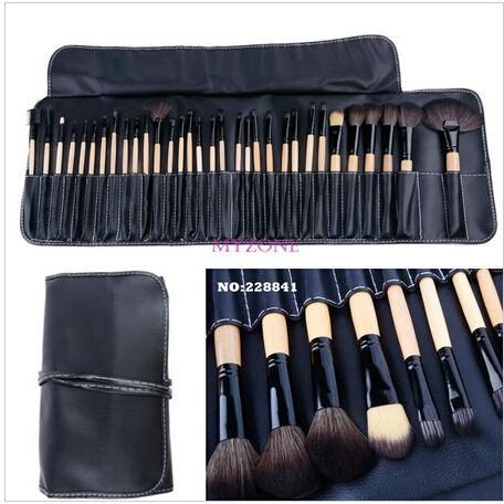 Кисти для макияжа Makeup brush 32PCS Pincels /maquiagem/escova NL80008X кисти для макияжа brush set 32pcs pincel maquiagem professional 32 pcs makeup brushes set