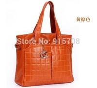 Summer new European and American fashion handbags shoulder bag big bag Messenger bag lozenge bag