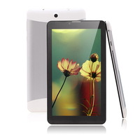 China-7 inch tablet pcs 3G  Android 4.2 MTK6572 Dual Core 4GB Dual  Call WIFI Tablet PC With Bluetooth  mid + keyboard cases