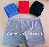 High Quality Men's Underwear Boxers Cotton Underwear Man Underwear Boxer Shorts