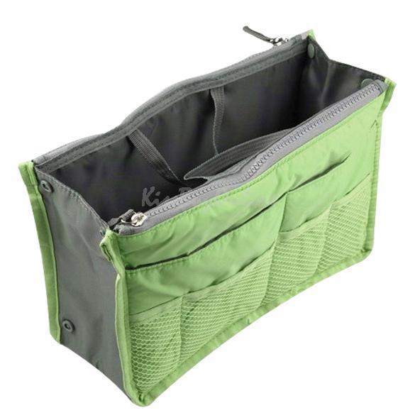 Insert Handbag Organiser Purse Large liner Organizer Personal Stuff Bag Travel Home NIE#(China (Mainland))