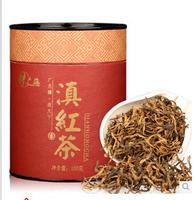 Free Shipping 2014yr 100g Premium Dian Hong Red Tea, Famous Chinese top grade Black Tea, Organic tea Green Food Warm stomach