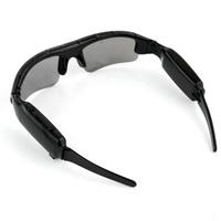 Free shipping Video Sunglasses Mini HD DV DVR Camera Black