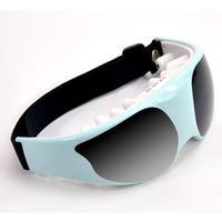 Free shipping Black Elastic Band Plastic Frame Eye Care Massager Tool
