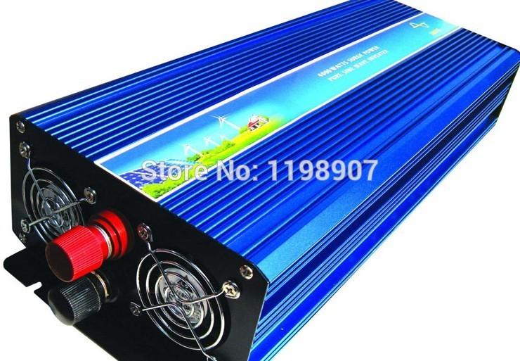 Best Solar 2500W pure sine wave inverter with 12V Input 240V Output 50Hz(China (Mainland))