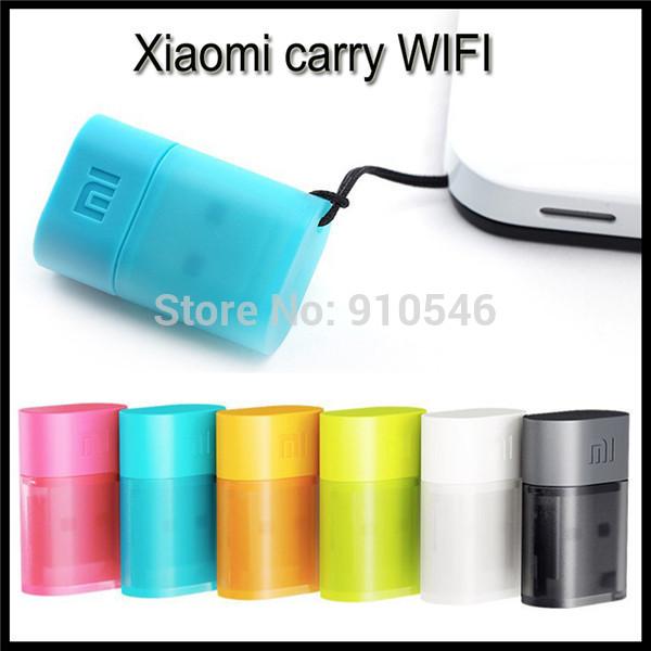 50pcs/lot Original Xiaomi Portable Wifi Latest Ultramini Wireless Router, Xiaomi Portable WIFI Wireless Router Mobile Phone Wifi(China (Mainland))