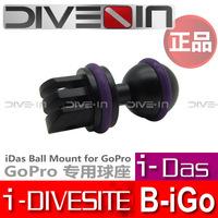 """ DIVE-IN genuine "" i-Das GoPro dedicated tee B-iGo"