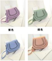 2014 New Marcie Retro mini Shoulder bag Fashion women bag Vintage tassel messenger bags  leather  handbags lady candy color