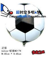 18 aluminum foil balloon 174 aluminum circle football balloon