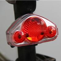 Bicycle light MTB road bike light LED 762 FREE SHIPPING NEW DESIGN