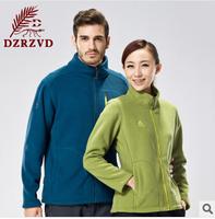 300g fleece Outdoor couple Jackets Fleece Jackets women outdoor jackets windproof winter jackets free shipping