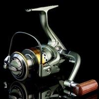 2014 HOT Spinning Fishing Reel 2000 Series Carp Fishing 11BB Ratio 5.5:1 Pesca Free Shipping