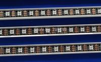 1m 60leds/m DC5V WS2812B LED rigid bar,60pixels/m;ip68;black pcb