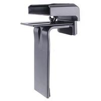 Brand New Black Camera TV Mount Clip for Xbox 360 Kinect Sensor Drop Shipping