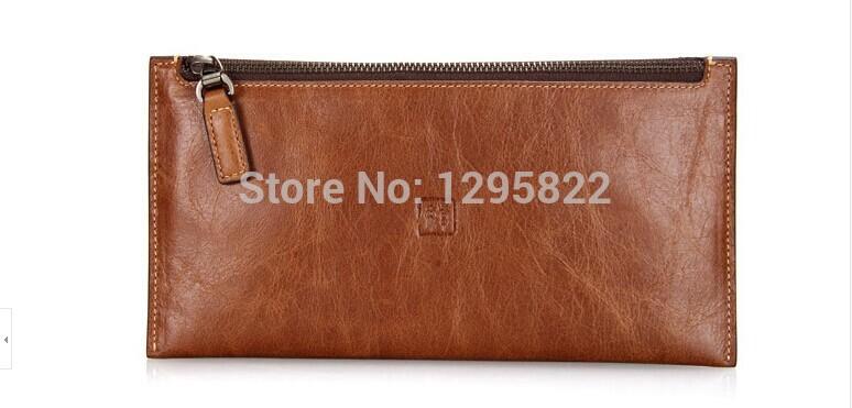 Free shipping,Originality designer cowhide wallet Luxury Big Capacity Hand Bag Handbag Car Wallet(China (Mainland))