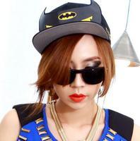 Hot Brand Fashion Snapback For Men Women Batman Harajuku Baseball Cap Adjustable Hat Boy Girl Drop Ship JX125-12
