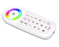 T3X 2.4G LED RGB touch controller;With the unique and creative programming function in the Remote control