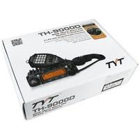 NEW TYT TH-9000D Walkie talkie UHF400-490MHz 45W 200CH DTMF 8 Group's Scrambler Mobile Car Radio