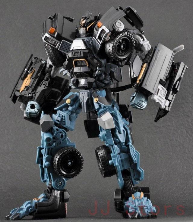 Transformateur 2 films jouets