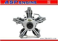 ASP trilobites level 400 aircraft four-stroke engine (five cylinder) 65 cc