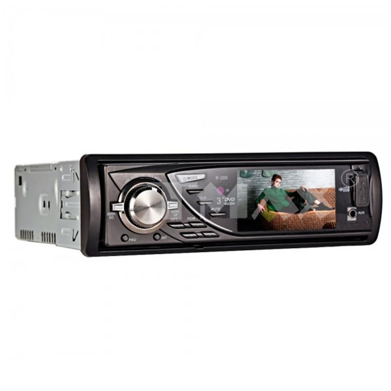 3inch 1 Din Car DVD Player Single Din Car Radio Stereo detachable panel with SD/USB(China (Mainland))