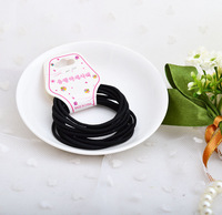 Classical style rubber hairband hair accessories elastic hairband for girls