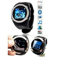 Free shipping MQ998,1.5 inch TFT touch screen Quad-bands Bluetooth MP3/MP4/ FM Support WAP,GPRS,watch phone,mobile phone.