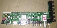 FREESHIPPING!!  HX V59U  LEDS V1.0   LED  TV   MOTHERBOARD