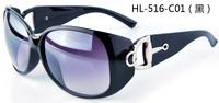 Fashion Channel sunglasses pearl paragraph of sun glasses women's sunglass...women brand designer sun glasses   HL-516