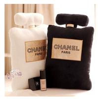 Free shipping 50cm Creative Plush pillow perfume bottle shape cloth Hold pillow plush stuffed toy girl birthday present 1pc