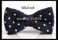 Printed ink effect tie,Korean men & women bow-tie wedding tie banquet tie , free shipping wholesale
