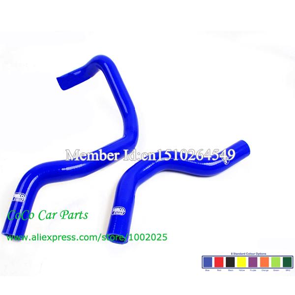 ef8/9 crx b16a 1989-1992 mangueira do silicone do radiador 3 camadas 4.5mm espessura( 2pcs/kit) samco mangueira de radiador do silicone(China (Mainland))