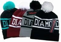 4 pieces/lot, New Fashion Hat Winter Warm Knitted Beanie Cap Men's Women's Beanies, HT0116