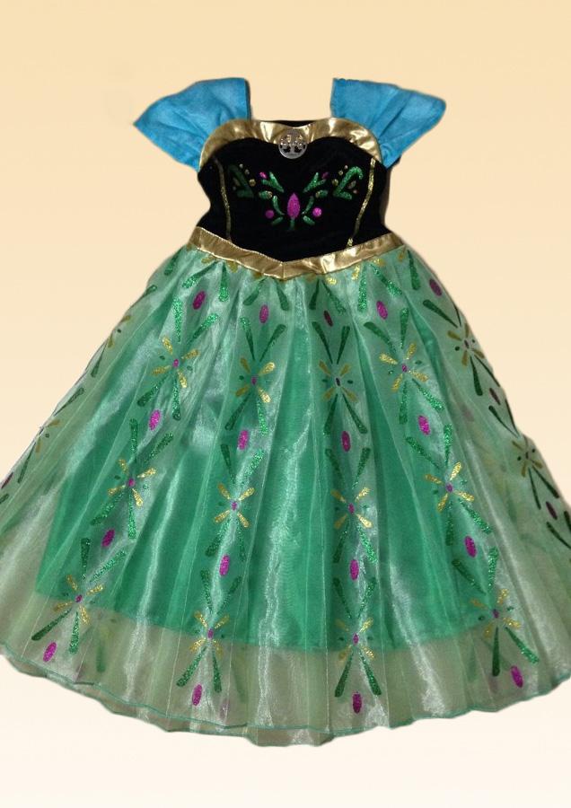 Anna Coronation Gown