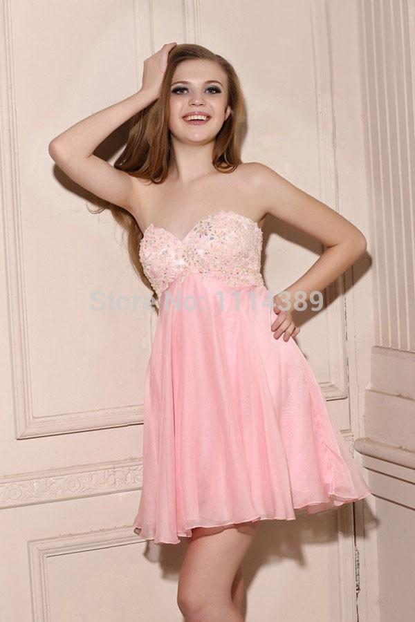 2014 l'arrivée de nouveaux robe sexy sweetheart perlées robes ...