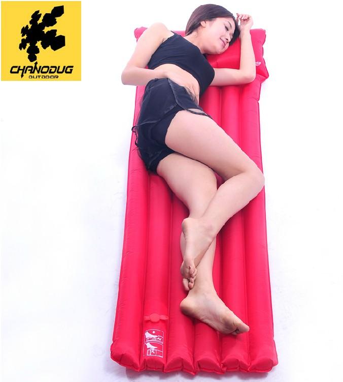 Wholesale Automatic Inflatable Mattress Camping Siesta Sleeping Mat   Bed Mattress Sale