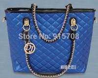 Large capacity handbag large bag 2014 new wave of retro handbag shoulder bag lady