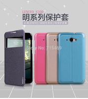 Free shipping 5pcs original BEPAK cases for Lenovo S930 ming series Flip leather phone case + Retail box