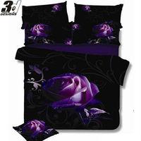 wolf/Tiger/Horse/leopard animal bedding set queen size comforter/quilt/duvet cover sheet pillowcase 4pc bedclothes bed sets 3d