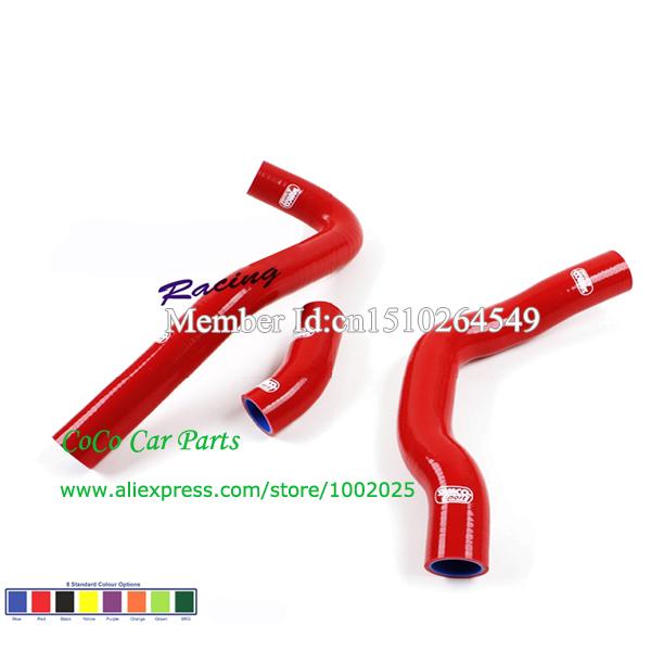 SILVIA 180SX PS13 RPS13 CA18DET Samco Silicone Mangueira Kit 3 Camadas 4,5 milímetros de espessura ( 3pcs / kit)(China (Mainland))