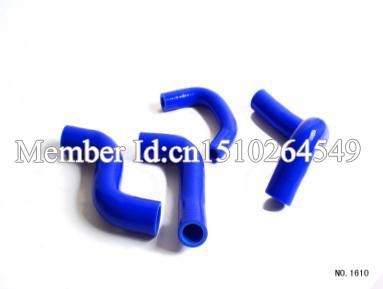 março 4at kit mangueira de silicone samco mangueira de refrigeração kit 3 camadas 4.5mm espessura( 4pcs/kit)(China (Mainland))
