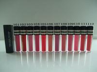 12color mc free shipping by dhl/ems 48pcs/lot 2014new top brand makeup quality Lip Gloss makeup Lip Gloss make up LipGloss