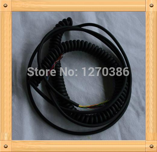 Free Shipping!!! 5pcs Electronic hand wheel / spring line 19 cores / CNC handheld unit(China (Mainland))