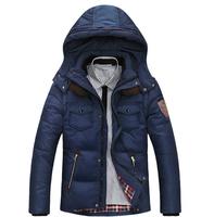 New 2014 Men's brand 90% white duck down jacket, fashion sport jacket, outwear coats,outdoor coats,men's winter jacket
