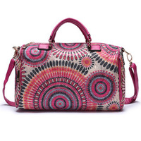 2014 New Desigual Women's Handbags Totes Shoulder Bags Summer Fashion Pillow Bag Free Shipping sg226